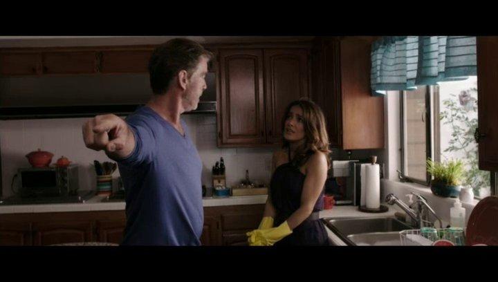 Kate erfährt durch einen Zufall von Richards und Olivias Beziehung - Szene Poster