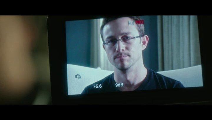 Snowden - Trailer Poster