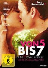 Von 5 bis 7 - Eine etwas andere Liebesgeschichte Poster
