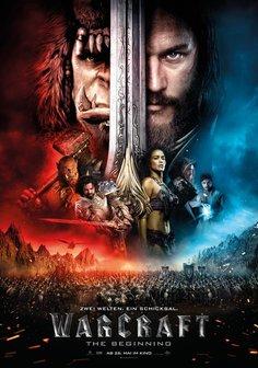 Film-Poster für Warcraft: The Beginning (3D)