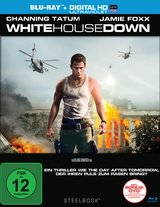 White House Down (Steelbook, 2 Discs) Poster
