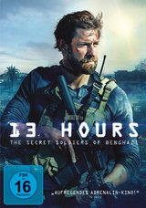 13 Hours - The Secret Soldiers of Benghazi Poster