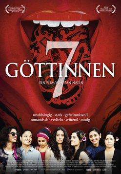 7 Göttinnen Poster