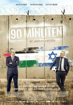 90 Minuten - Bei Abpfiff Frieden Poster