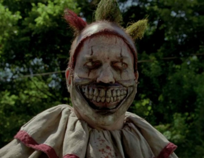American Horror Story Twisty Clown