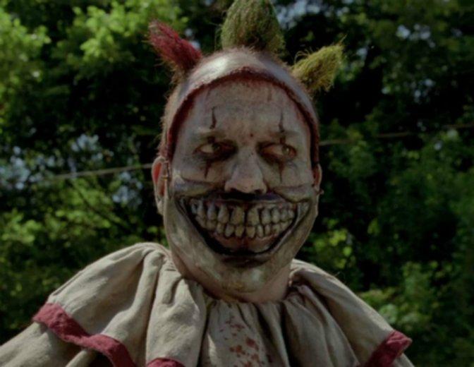 American Horror Story Twisty Clown