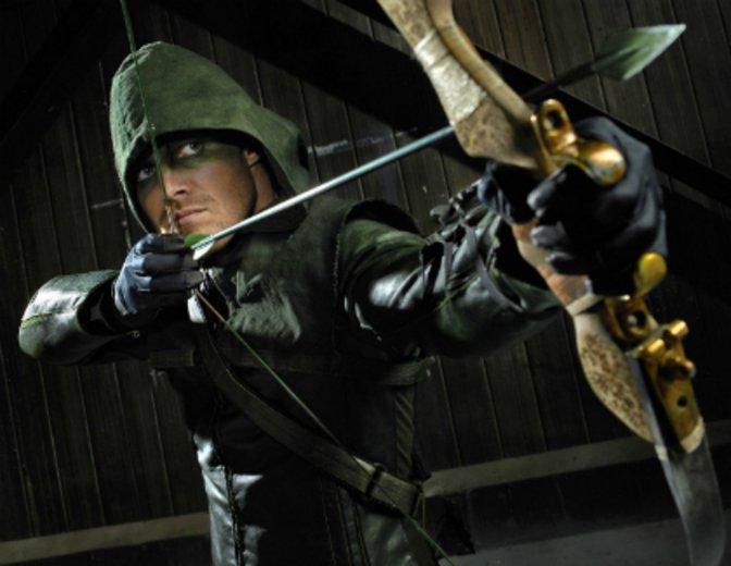 Arrow Staffel 4 Auf Dvd