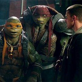 """Exklusive Kampfszenen vom neuen Verbündeten der """"Ninja Turtles"""""""