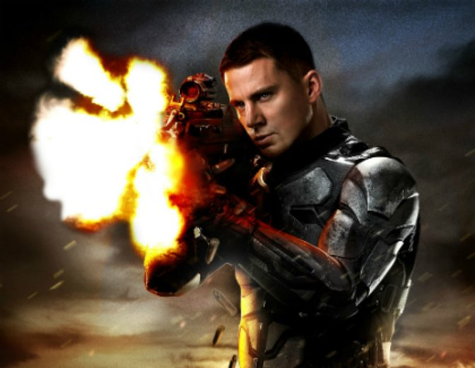 Channing Tatum G I Joe