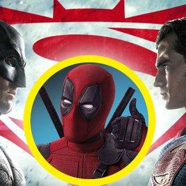 "Deadpool & Spider-Man veralbern ""Batman v Superman: Dawn of Justice"""