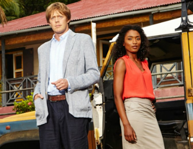 Death In Paradise Camille Geht