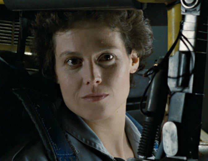 Ellen Ripley Sigourney Weaver Alien 5