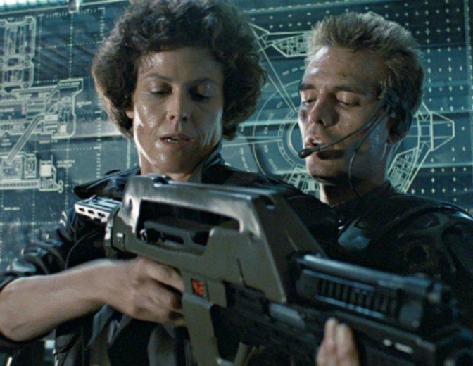 Hicks Ripley Aliens