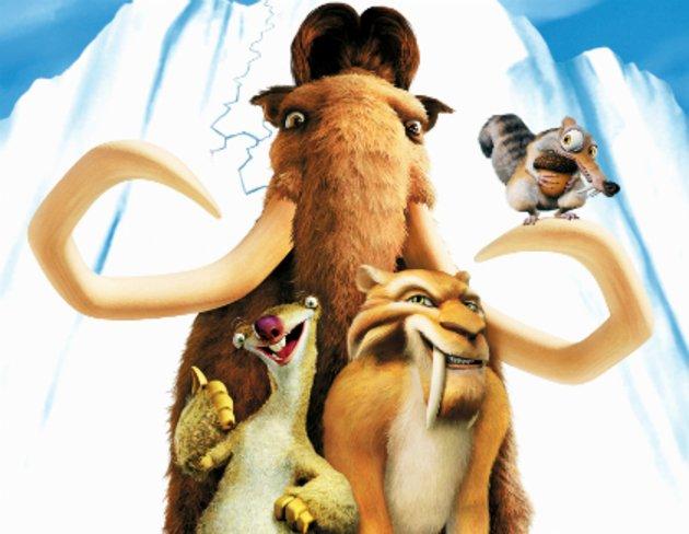Ice Age Filmreihe Wird Auf Dem Eis Weitererzählt Im Wahrsten