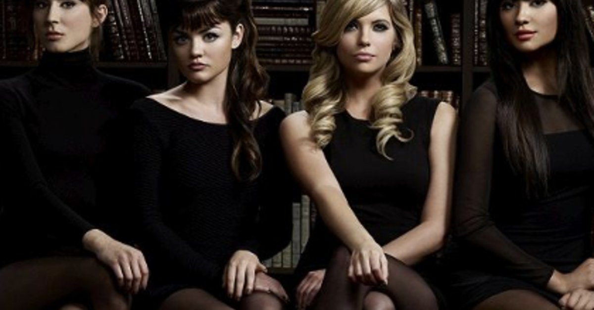 Pretty Little Liars Staffel 2 Folge 2