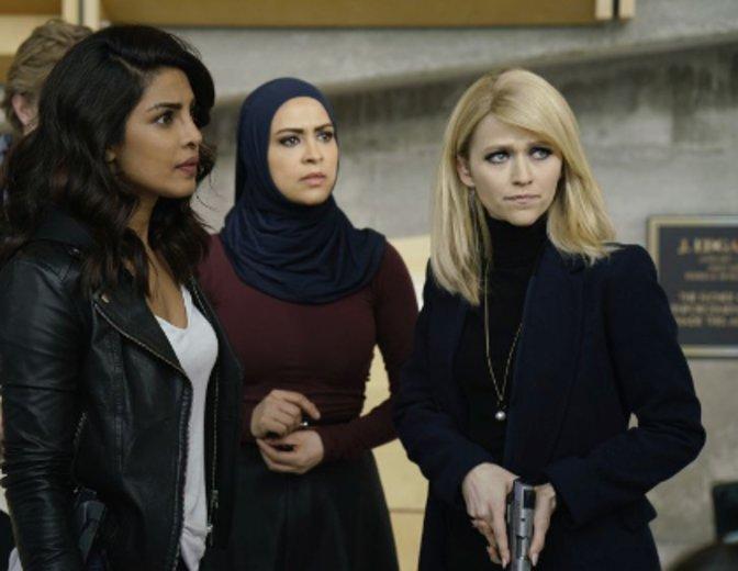 In Quantico herrschen die starken Frauen. © ABC