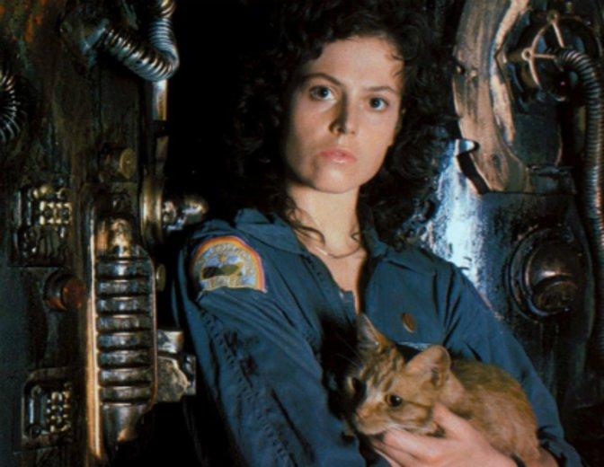 Sigourney Weaver Alien Ellen Ripley
