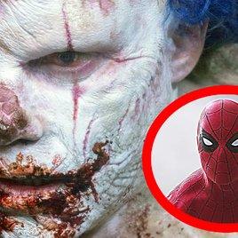 """Was der neue """"Spider-Man""""-Film mit einem Horror-Clown zu tun hat"""