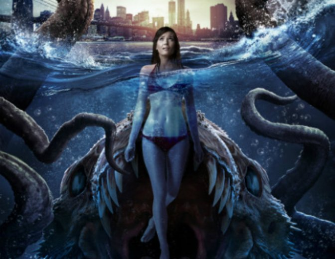 The Creature Below Trailer