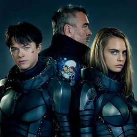 "Comic-Con-Hype um ""Valerian"": Wird das der Science-Fiction-Hit 2017?"
