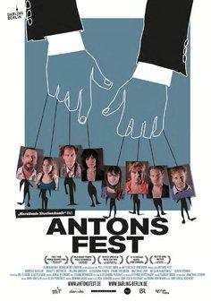 Antons Fest Poster