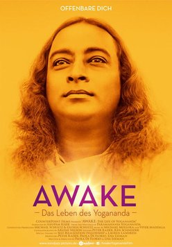 Awake - Das Leben des Yogananda Poster