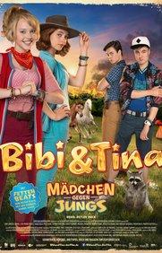 Bibi & Tina - Mädchen gegen Jungs Poster