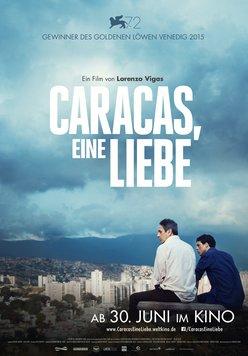 Caracas, eine Liebe Poster