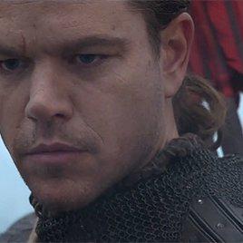 So kämpft Matt Damon gegen riesige Monster