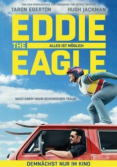 Eddie the Eagle - Alles ist möglich Poster