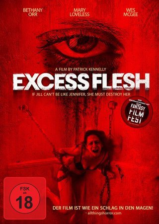 Excess Flesh Kaufvideo-Cover