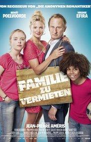 Familie zu vermieten Poster