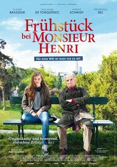 Plakat: Frühstück bei Monsier Henri