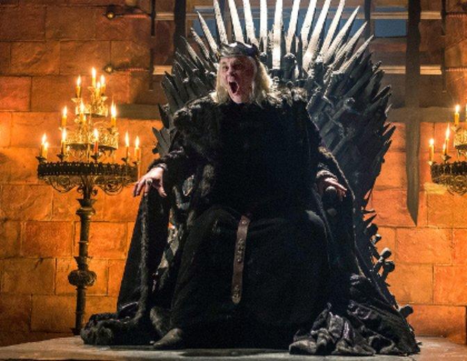 Wird der Irre König seinen eigenen Kinofilm bekommen? © HBO