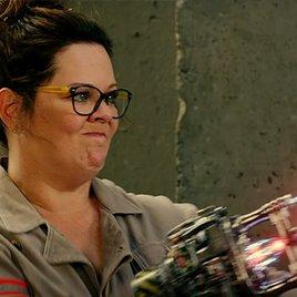 """""""Ghostbusters"""" testen im Clip ihre Geheimwaffen"""