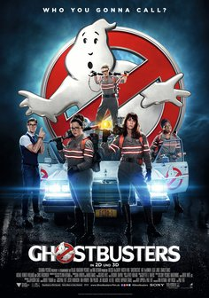 Ghostbusters Poster