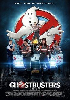 Film-Poster für Ghostbusters 3 (3D)