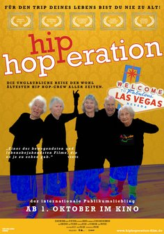 Hip Hop-eration Poster