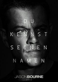 Film-Poster für Jason Bourne