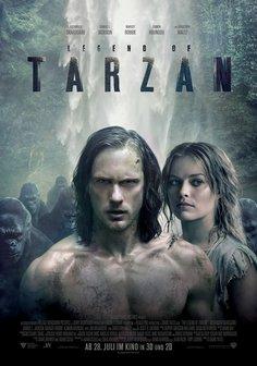 Film-Poster für The Legend of Tarzan (3D)