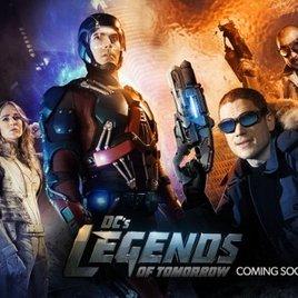 Legends of Tomorrow Staffel 2 kommt ab Mai im deutschen Stream und TV