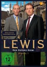 Lewis - Der Oxford Krimi: Staffel 1 (4 DVDs) Poster