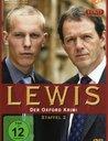 Lewis - Der Oxford Krimi: Staffel 2 (4 Discs) Poster