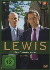 Lewis - Der Oxford Krimi: Staffel 3 (4 Discs) Poster