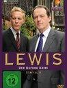 Lewis - Der Oxford Krimi: Staffel 4 (4 Discs) Poster