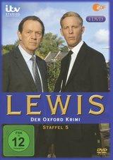 Lewis - Der Oxford Krimi: Staffel 5 (4 Discs) Poster