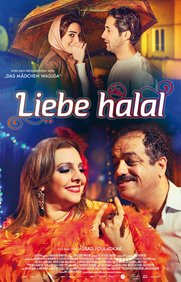 Liebe Halal Poster