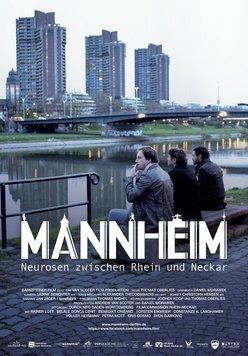 Mannheim - Neurosen zwischen Rhein und Neckar Poster