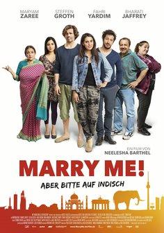 Marry Me! Aber bitte auf Indisch Poster