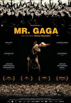 Mr. Gaga Poster